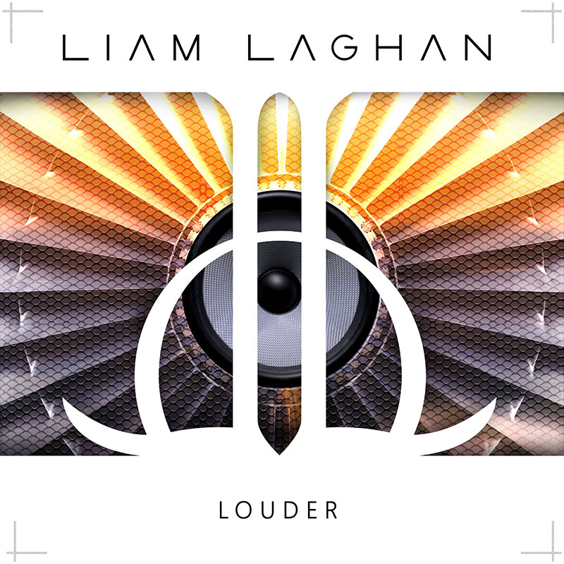 *Louder* official cover