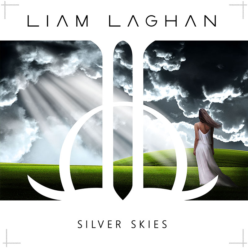 *Silver Skies* official cover