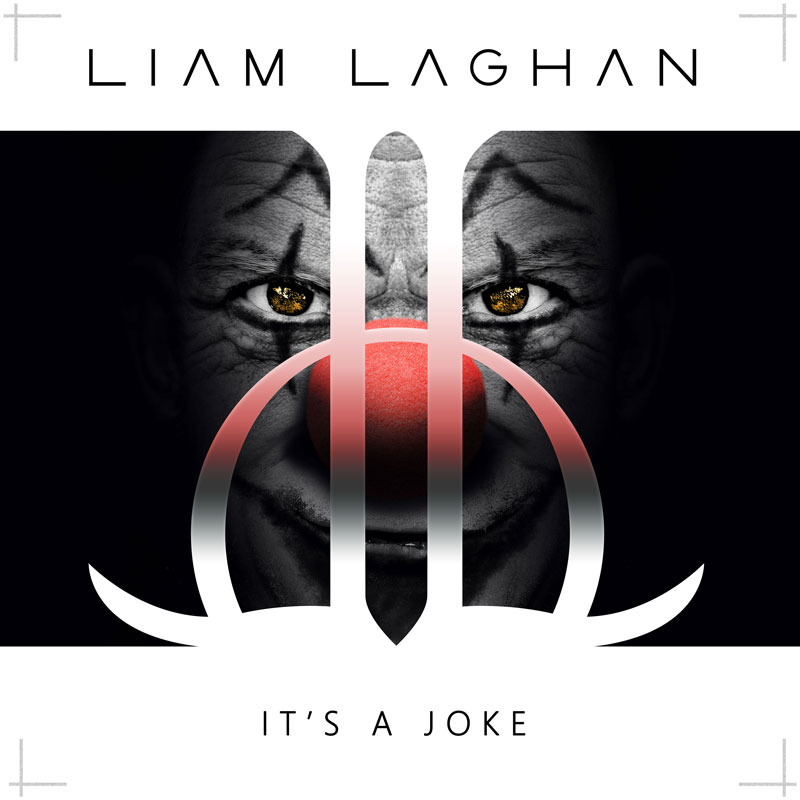 *It's a Joke* official cover
